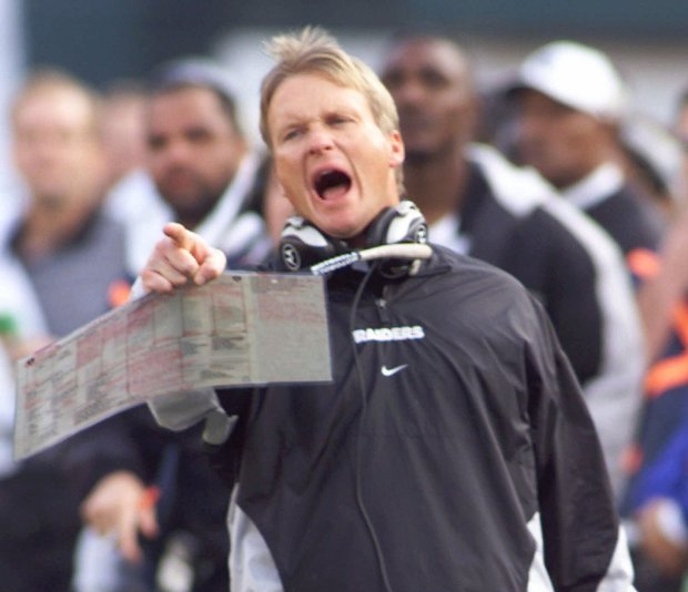 Buccaneers Gruden Hired