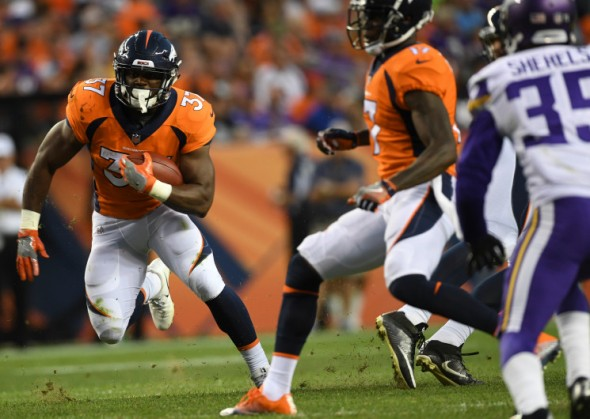 Broncos preseason against Vikings