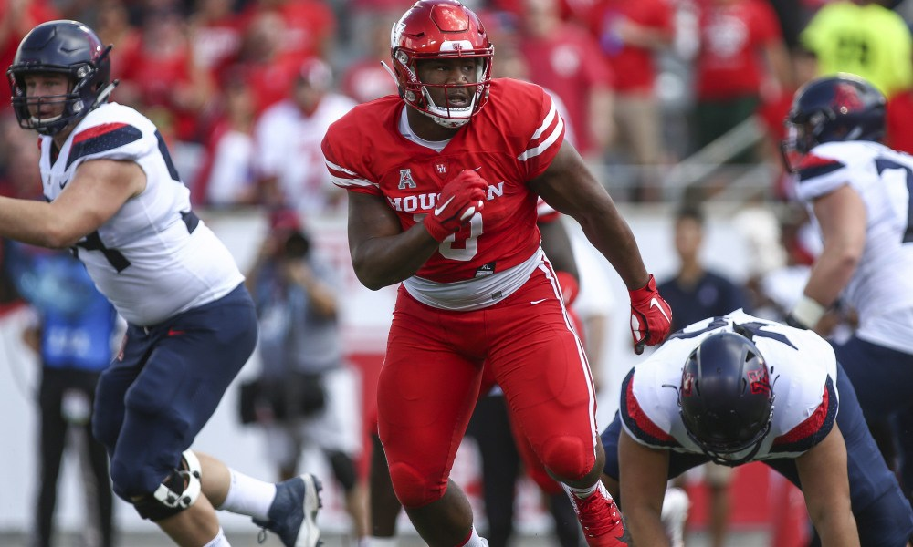 NCAA Football: Arizona at Houston